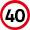 40. rojstni dan