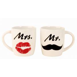 SET DVEH SKODELIC MRS. IN MR., (IK)