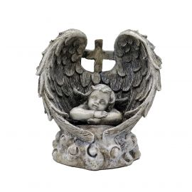 ANGEL V KRILU S KRIŽEM, (IK)